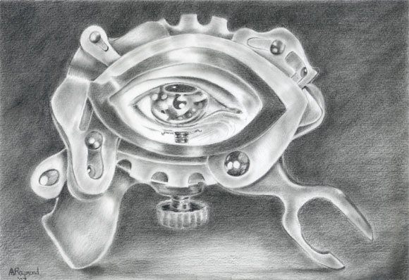 surrealist drawing astrolabe surrealism art
